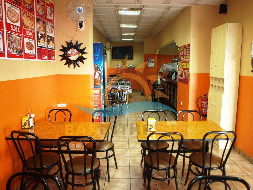€24,950 – Cafe Bars in Fuengirola – Ref F2185