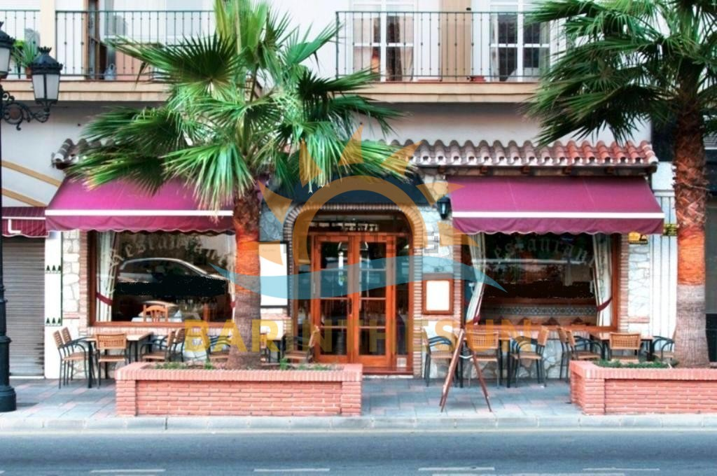 €44,950 – Bar-Restaurants in Fuengirola – Ref F2201