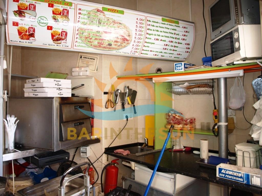 €32,950 – Takeaway Fast Food Bars in Fuengirola – Ref F2266