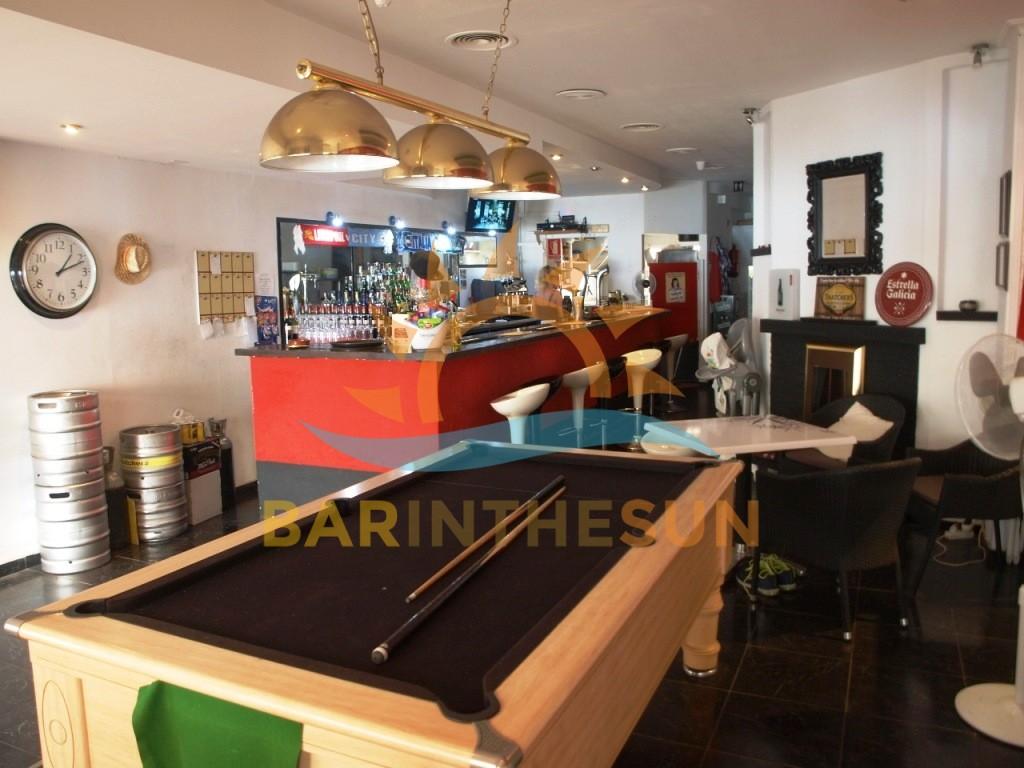 €69,950 – Cafe Bars in Fuengirola – Ref FP1309