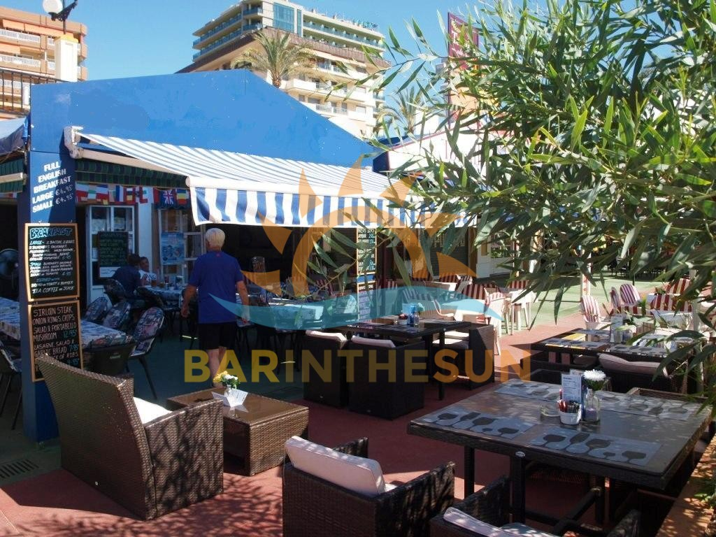 €47,950 – Cafe Bars in Fuengirola – Ref FP1957