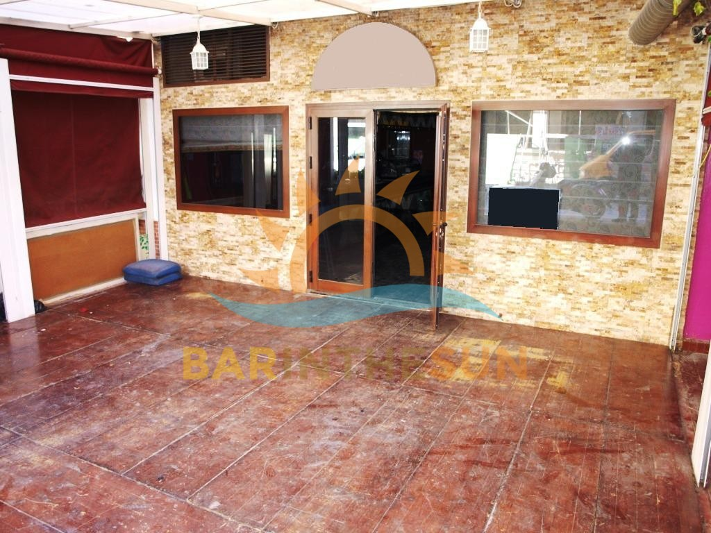 €169,950 – Cafe Bars in Fuengirola – Ref LB1593