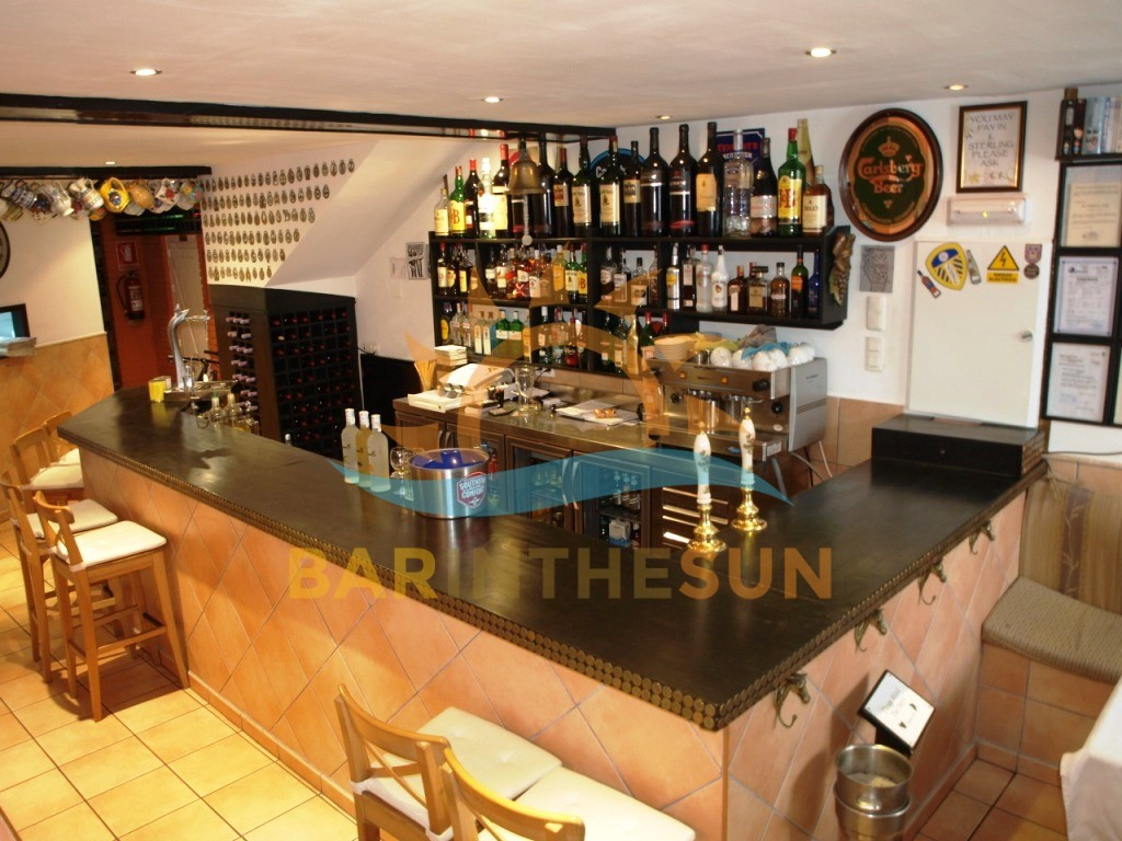 Long Established Los Boliches Cafe Bistro Bar For Sale, Bars For Sale in Spain
