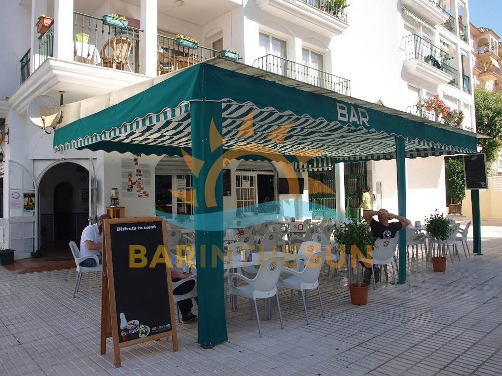 €27,450 – Cafe Bars in Fuengirola – Ref LB2287