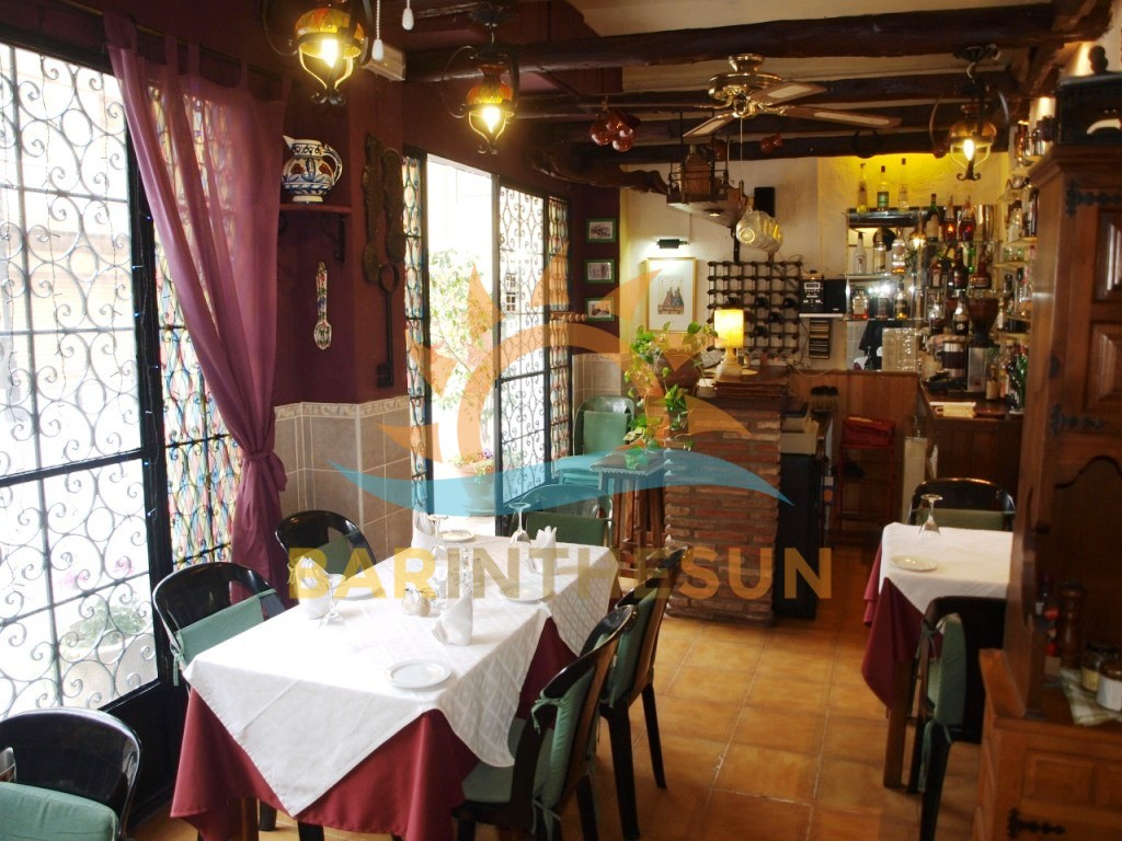Freehold Drinks Bar For Sale in Los Boliches on The Costa del Sol
