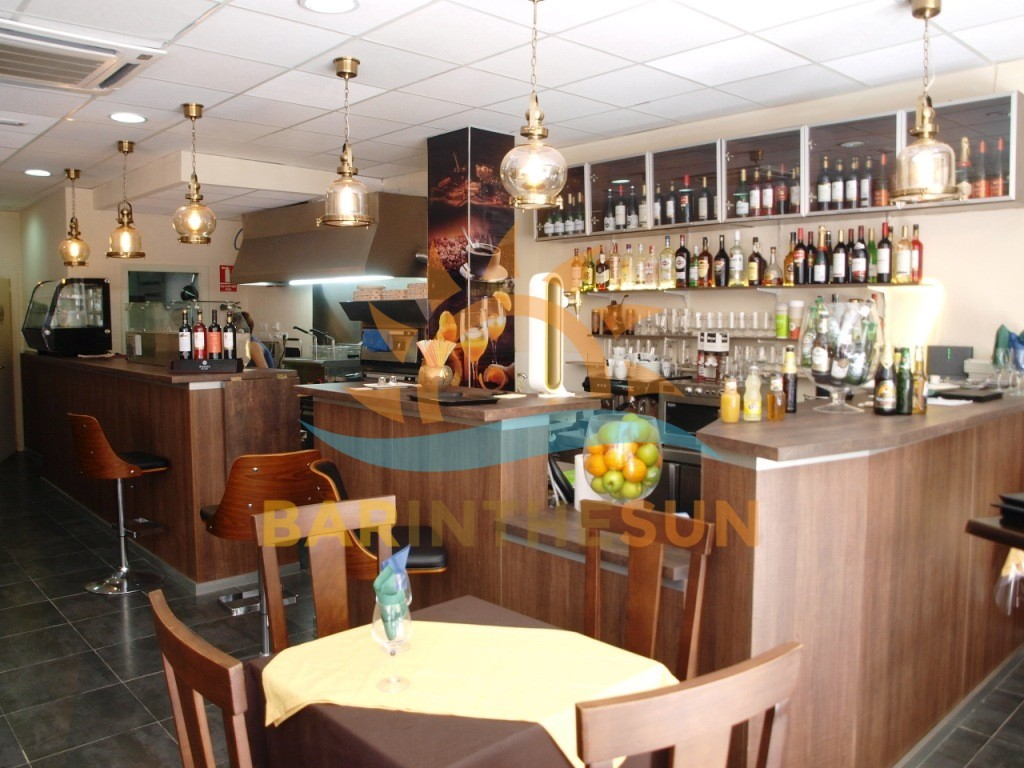 Fully Established Los Boliches Bar Restaurant For Sale, Bars in Spain For Sale