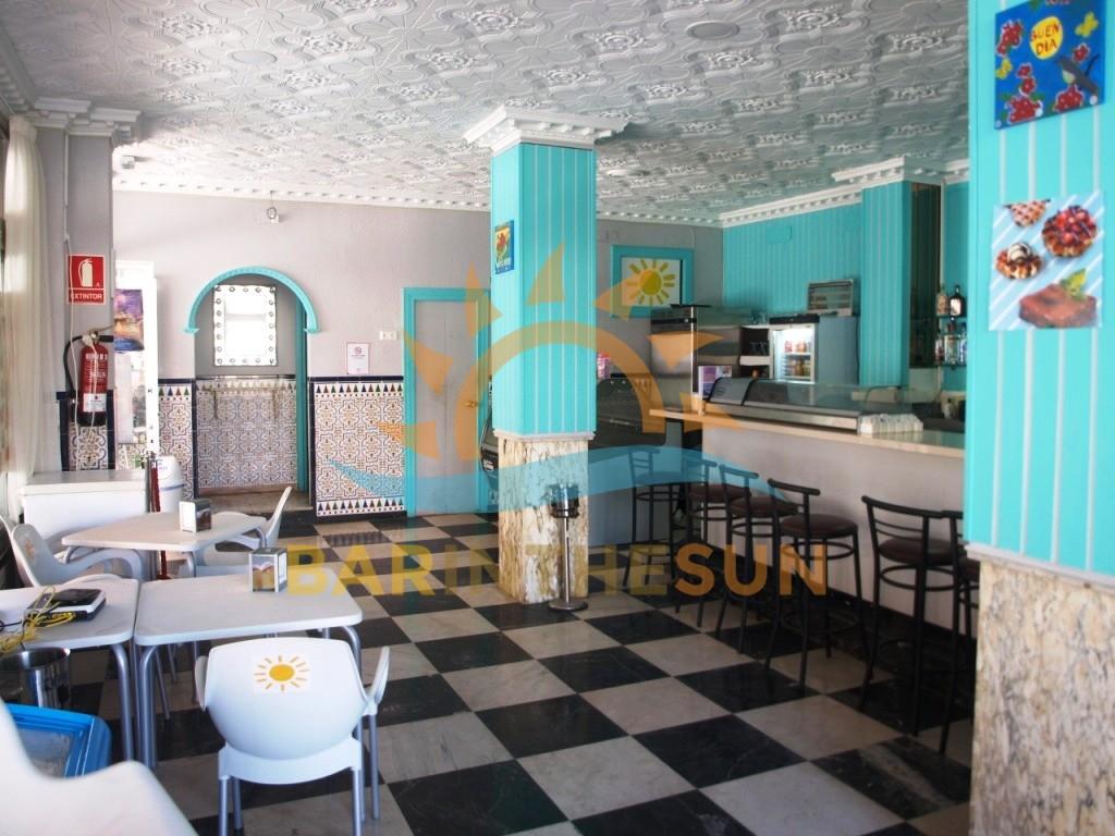 Los Boliches Cafe Bars For Sale, Costa Del Sol Bars For Sale
