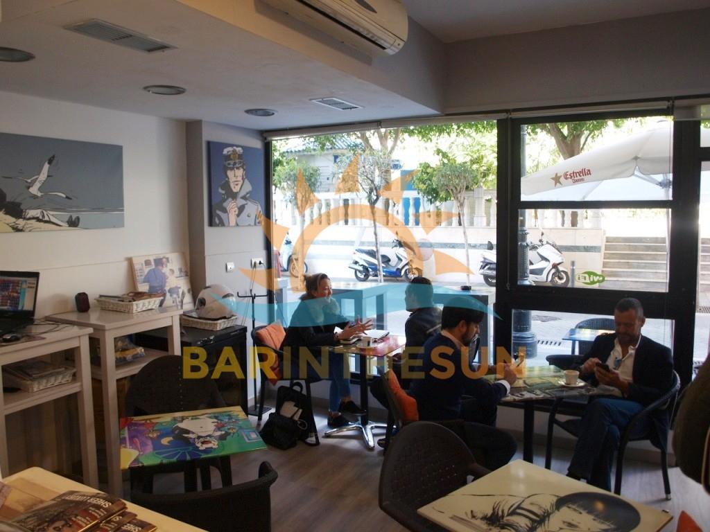 €44,950 – Cafe Bars in Marbella – Ref MB1477