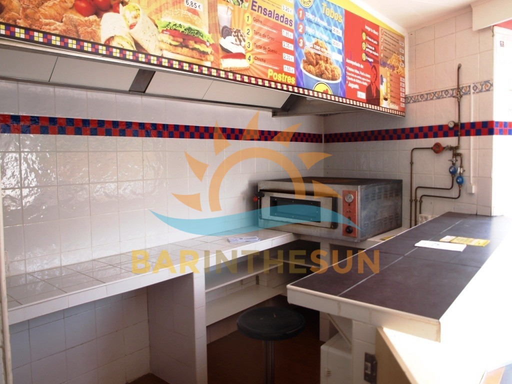 9 950 takeaway fast food bars in marbella ref mb1555 for Food bar somerset mb