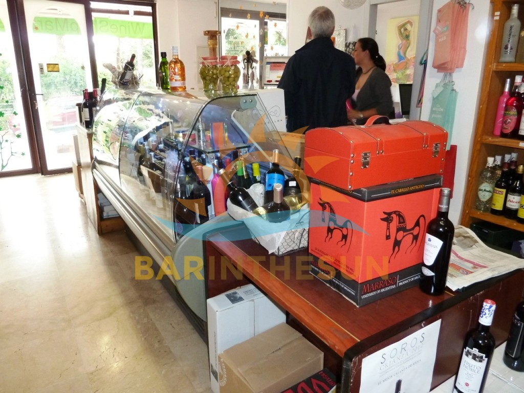 Wine Shop Businesses For Sale on The Costa del Sol