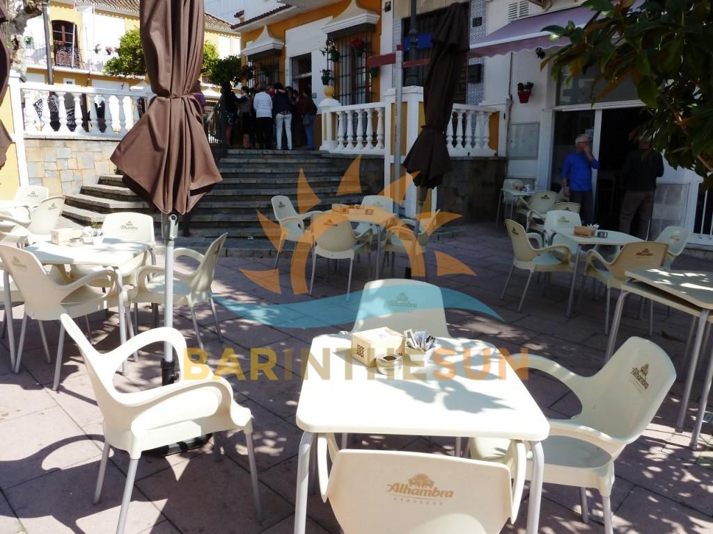 €44,950 – Cafe Bars in Marbella – Ref MB1600