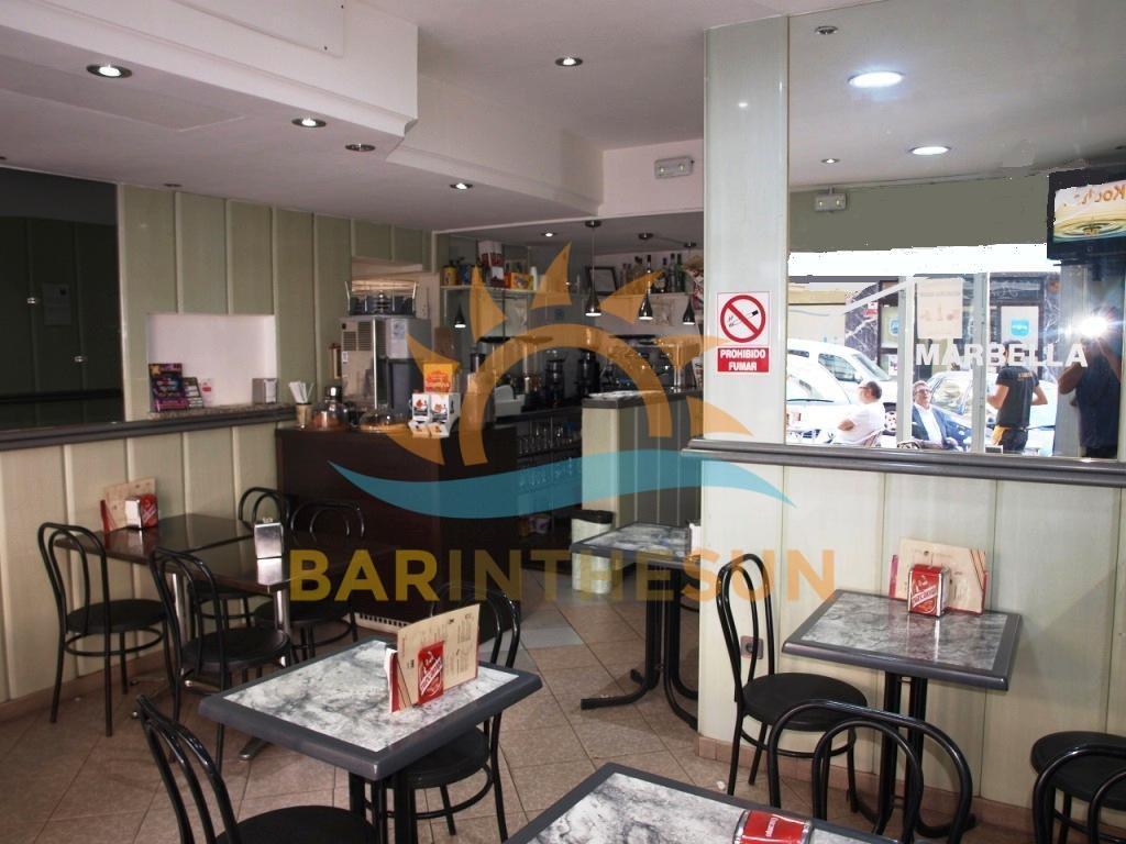 €44,950 – Cafe Bars in Marbella – Ref MB2211