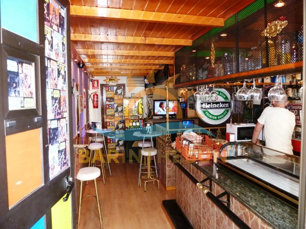 Cheap Drinks Bar For Sale in Marbella on The Costa del Sol, Bars in Spain