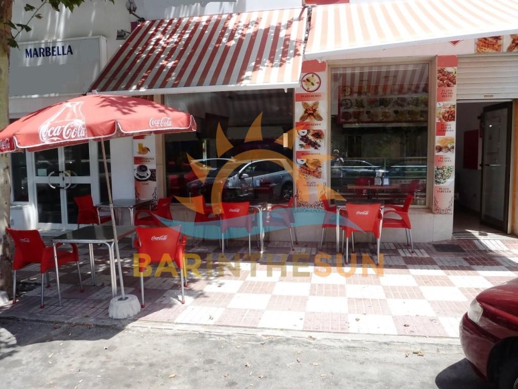 €42,950 – Cafe Bars in Marbella – Ref MB2325
