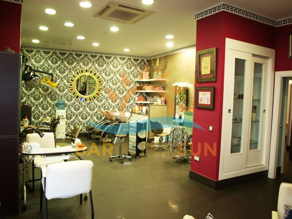 Freehold Hairdressing Salons For Sale on The Costa del Sol