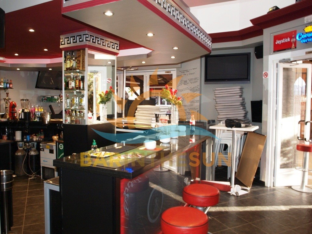 Freehold Businesses For Sale in Spain, Mijas Costa Cafe Bars For Sale