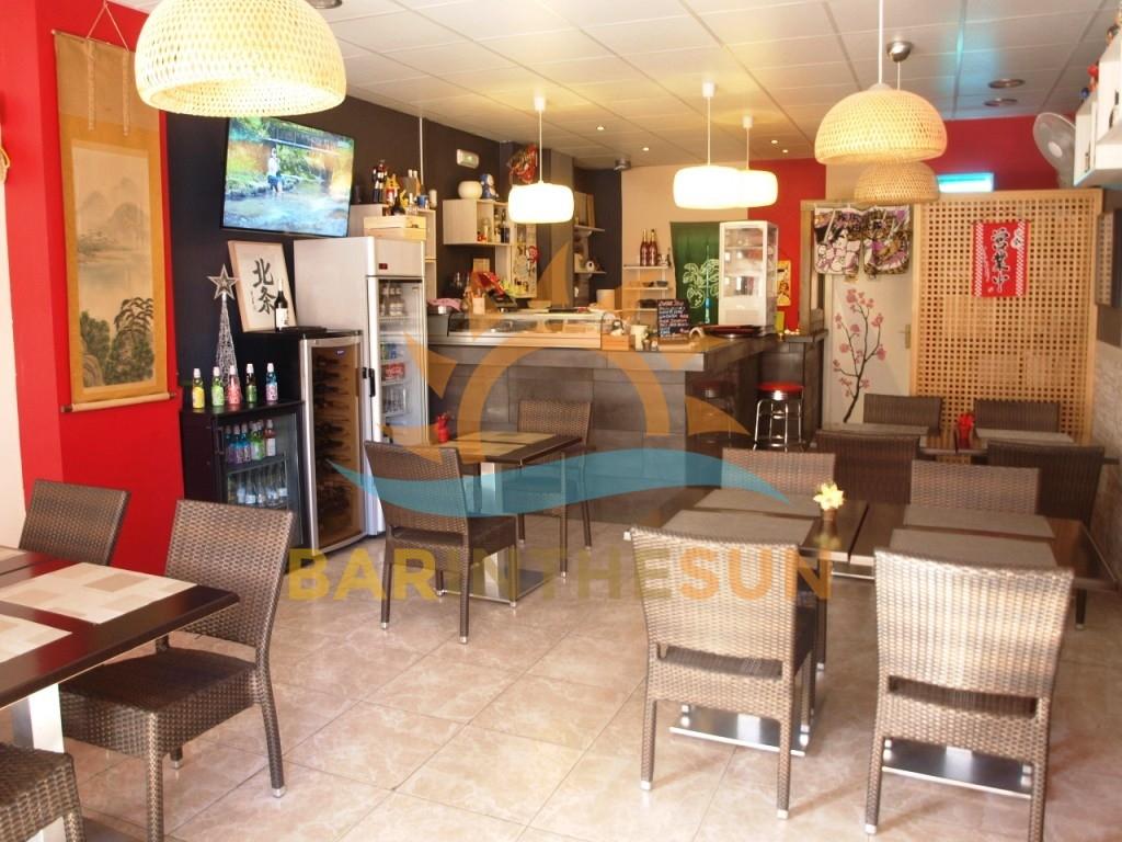Modern Trendy Cafe Bar For Sale in Torreblanca Costa del Sol