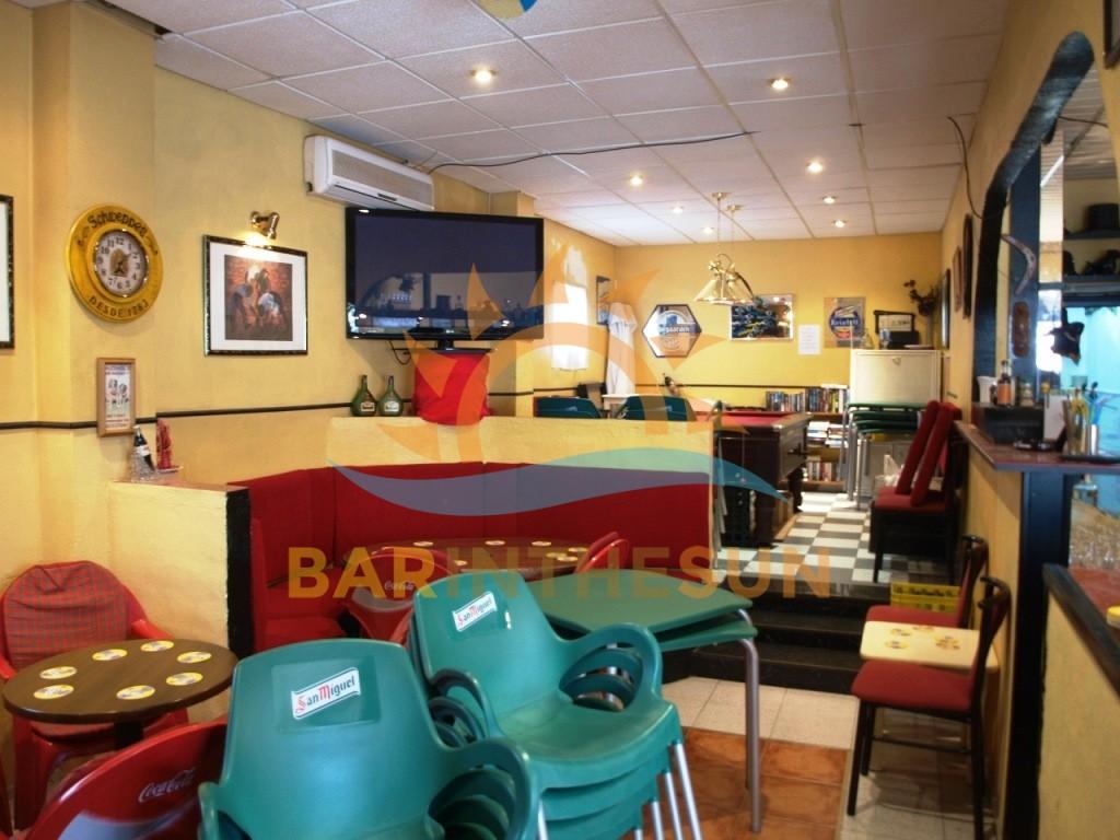 €210,000 – Drinks Bar in Torremolinos – Ref TM0961