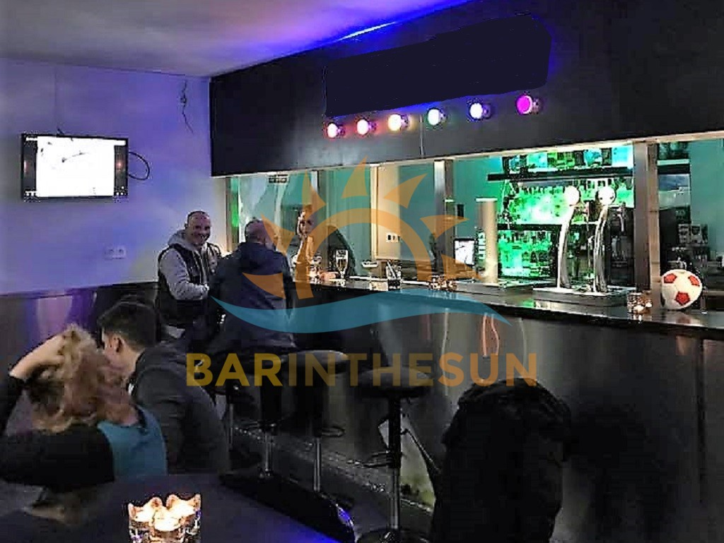 Cosy Easily Managed Torremolinos Drinks Bar For Sale on The Costa del Sol