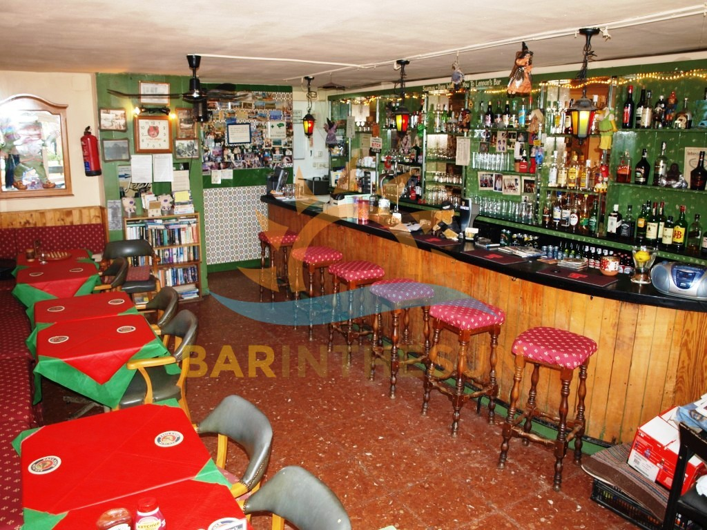 Freehold Cafe Bars For Sale in Torremolinos on The Costa Del Sol in Spain