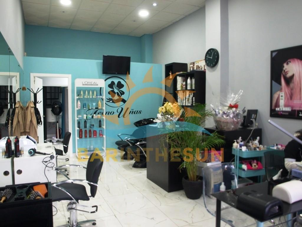 €17,950 – Hair-Beauty-Fitness in Torremolinos – Ref TM1257