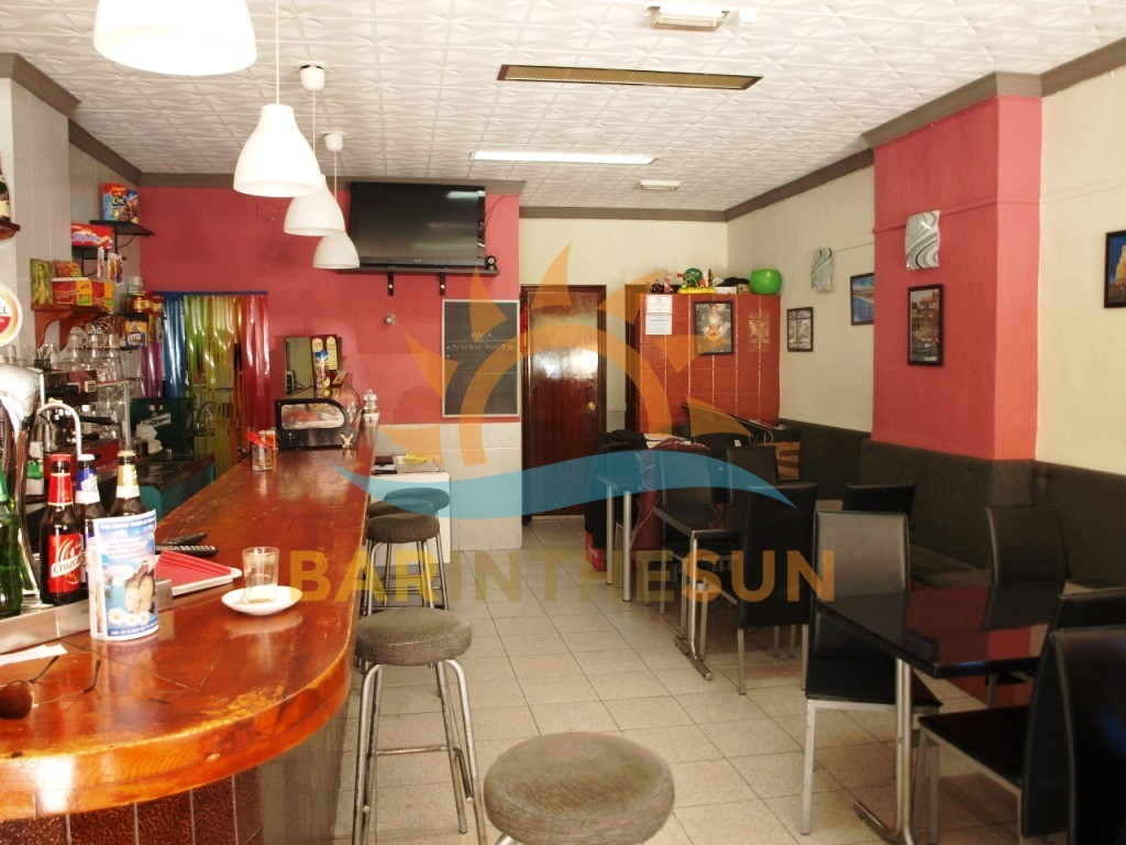 Torremolinos Town Centre Cafe Bar For Sale, Businesses For Sale in Spain