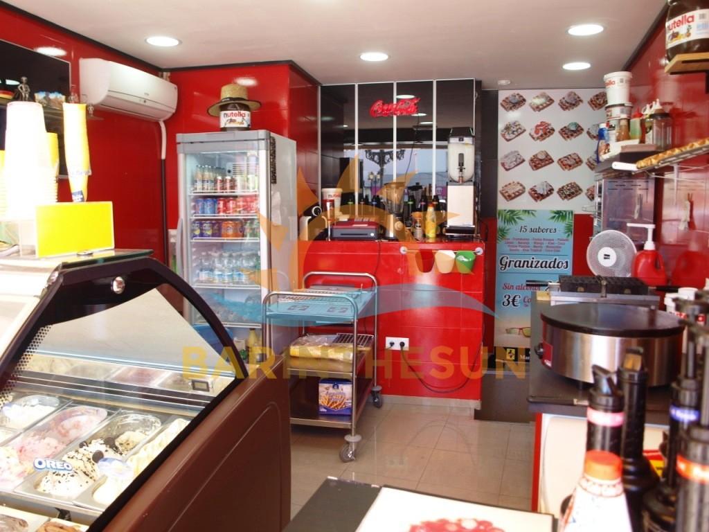 €29,950 – Takeaway Fast Food Bars in Torremolinos – Ref TM1644