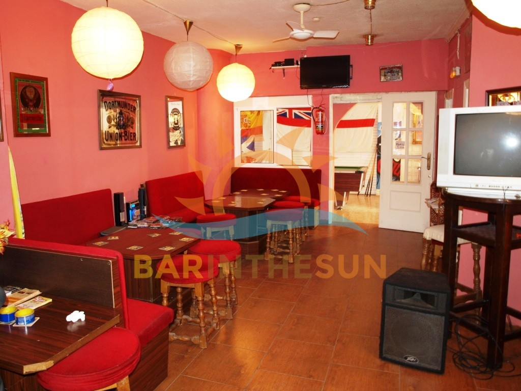 €85,000 – Drinks Bar in Torremolinos – Ref TM2014