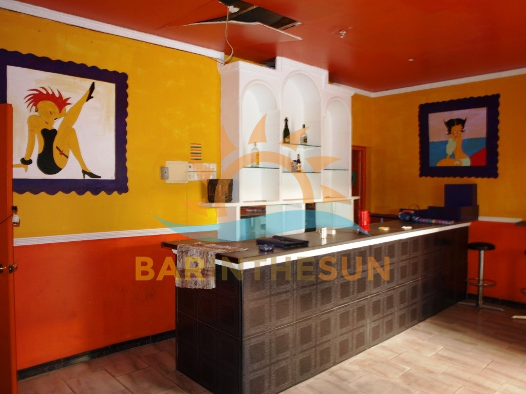 €11,950 – Drinks Bar in Torremolinos – Ref TM1826