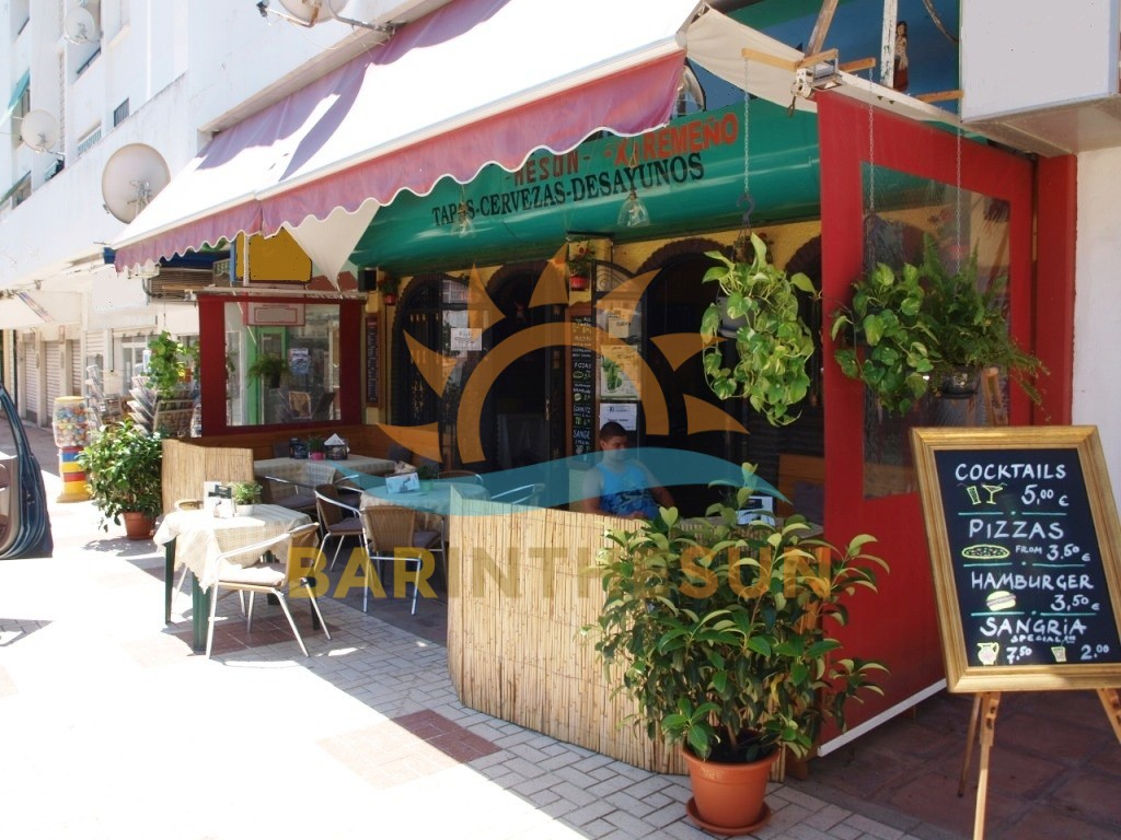 €39,950 – Cafe Bars in Torremolinos – Ref TM2319