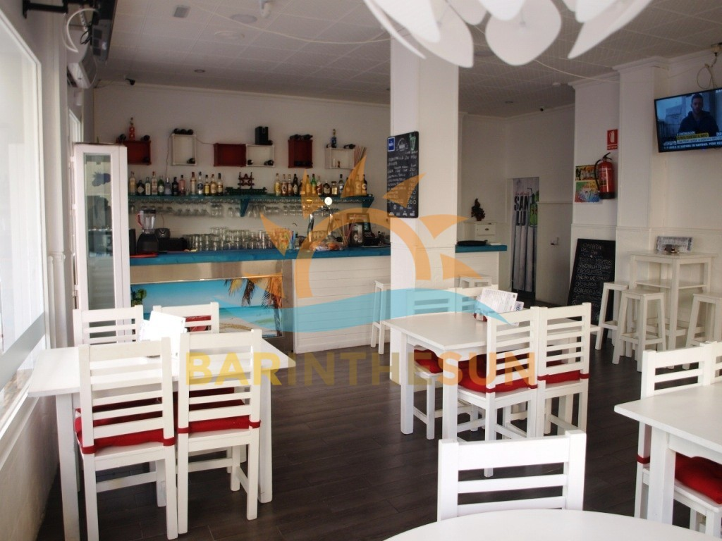 Businesses For sale in Spain, Town Central Located Fuengirola Cafe Bar For Sale