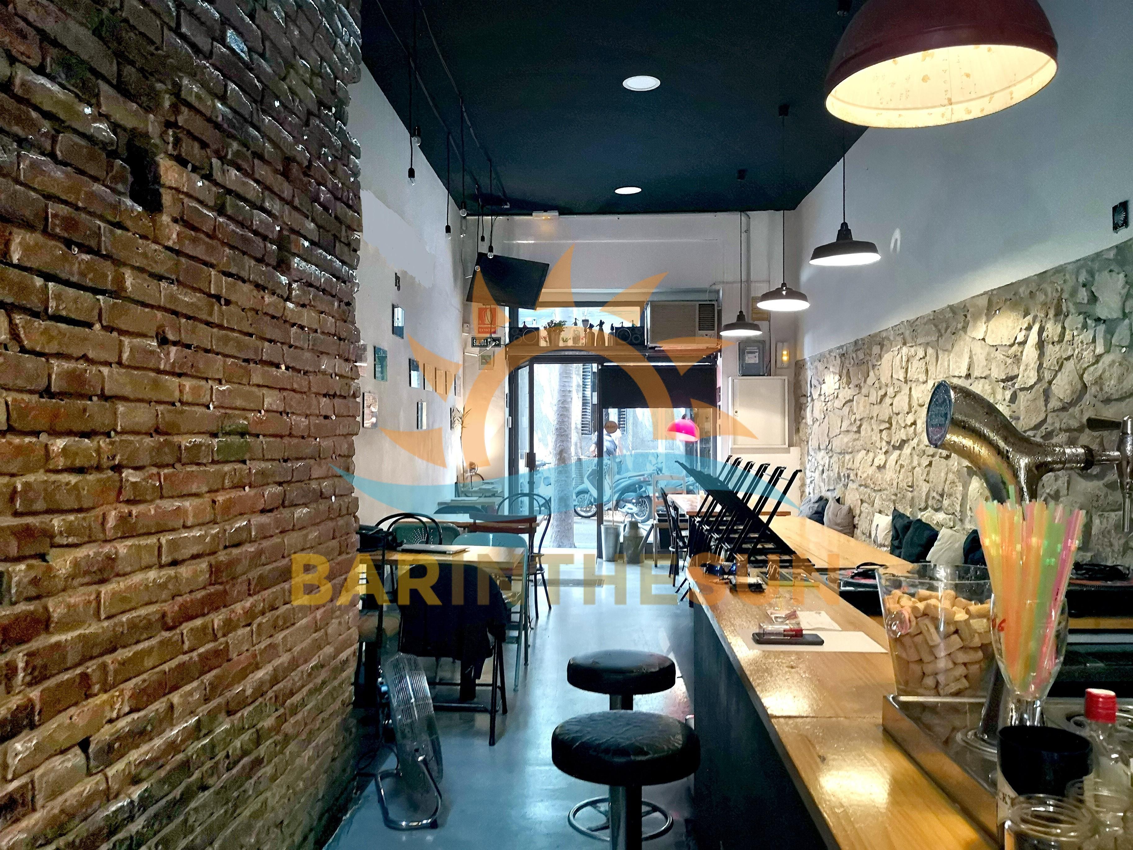Barcelona Cafe Bars For Sale, Barcelona Businesses For Sale