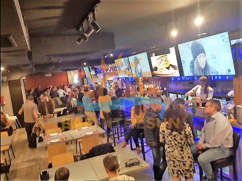 Malaga Restaurant Sports Bar For Sale, Businesses For Sale in Malaga City