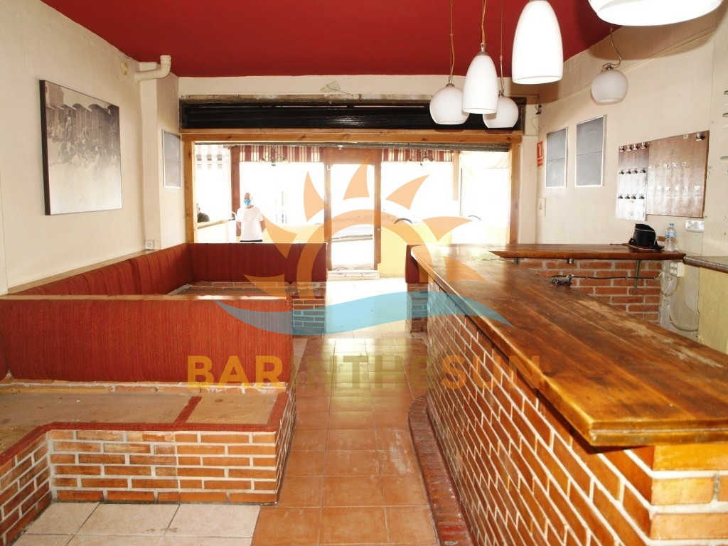 Drinks Bars For Sale in Torremolinos, Montemar Pubs For Sale