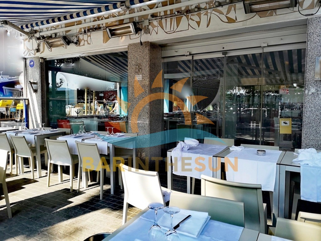 Highly Successful Bar Restaurant For Sale in Barcelona, Buy a Business in Barcelona